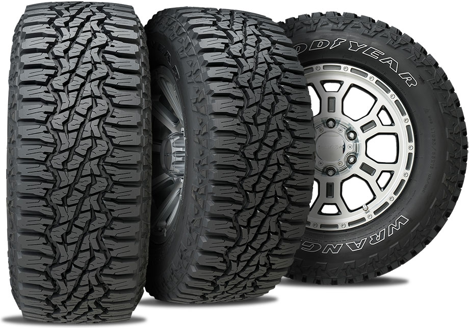 Goodyear offroad tires